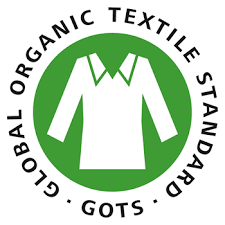 label bio GOTS Global Organic Textile Standard