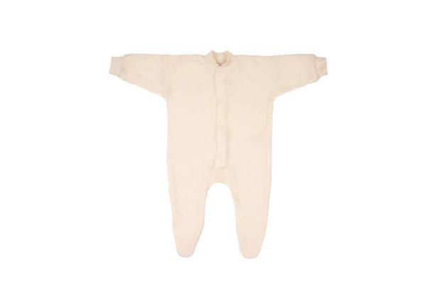 pyjama bébé écru