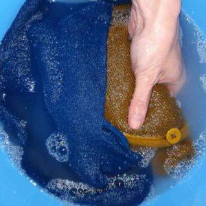 lessive laine et lanolisation
