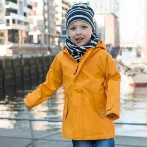Ciré jaune enfant oekotex imperméable