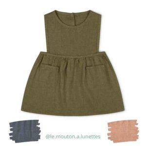 Nora-pinafore-robe-tablier-lin-bebe-enfant-matona