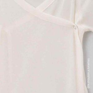 jersey-de-soie-Bio our bébé avec peaux sensibles, atopiques, eczema, psoriasis