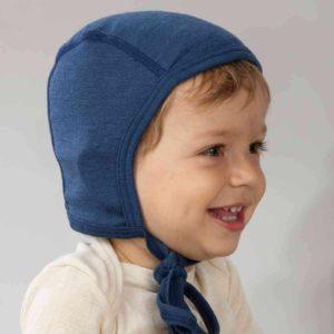 Cosilana Bonnet-beguin-bebe-naissance-laine-merinos-bio-soie