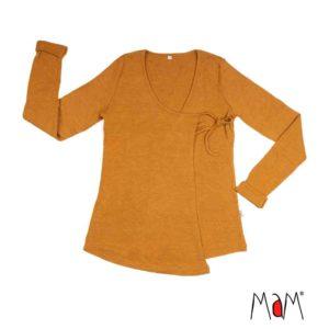 MaM_NWoollies_WrapCardigan_gilet_adulte_maman_laine-merinos-noir_jaune-femme