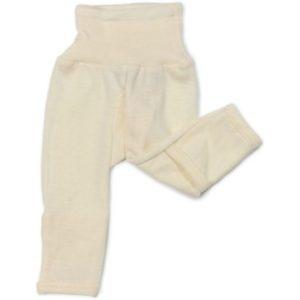 pantalon-bebe-prématuré naissance-premature-laine-merinos-bio-soie cosilana